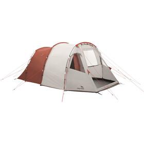 Easy Camp Huntsville 500 Tienda de Campaña, red/light grey